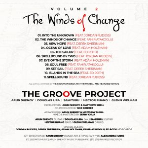 The Winds of Change - Credits